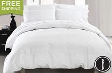 LIVING SOCIAL - 1,200 thread count quilt cover set in 9 finishes