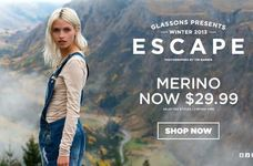 GLASSONS - 50% off coats & much more!